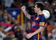 Leo Messi se acerca el Pichichi - Reuters/Getty Images