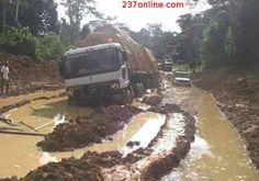 #Cameroun – Route Babajou - Bamenda: Les travaux de réfection débutent ce 16 mai: Emmanuel Nganou Djoumessi va procéder ce mardi… #Team237
