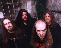 Devin Townsend, Jed Simon, Byron Stroud, and Gene Hoglan. OMG 3 of my fave musicians all together Music Pics, My Music, Front 242, Skinny Puppy, Young Lad, Metal Bands, Rock Music, Musicals, Couple Photos