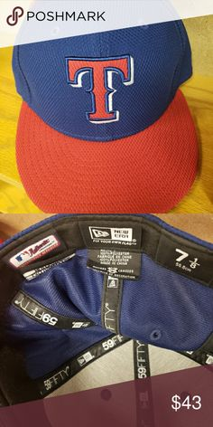 698d8fa4150 Shop Men s Snapback Black size OS Hats at a discounted price at Poshmark.  Description  Texas rangers Snapback 59 50 hat sz 7 never worn.