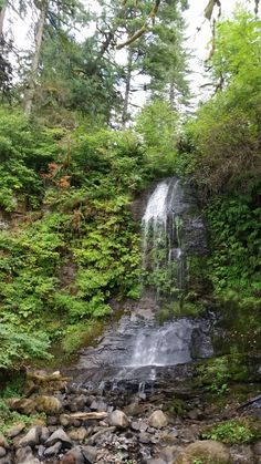 McDowell Creek Falls Lebanon Oregon