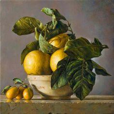 Gianluca Corona (Italian, b. 1969) - Still life