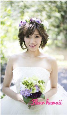 Hawaii Wedding の画像|ハワイで綺麗になるブログ~ハワイウエディング メイクアップ