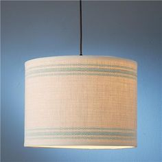 Love the simple lines of this light, but I'm thinking the colors might need a little more pop.