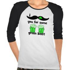 ==>>Big Save on          	I mustache you for some green beer! tee shirt           	I mustache you for some green beer! tee shirt This site is will advise you where to buyHow to          	I mustache you for some green beer! tee shirt today easy to Shops & Purchase Online - transferred directly ...Cleck Hot Deals >>> http://www.zazzle.com/i_mustache_you_for_some_green_beer_tee_shirt-235626270564127940?rf=238627982471231924&zbar=1&tc=terrest