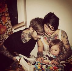 tattoo family