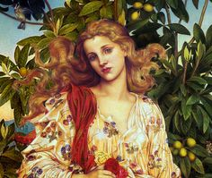 Evelyn De Morgan (30 August 1855 – 2 May 1919) was an English Pre-Raphaelite painter.