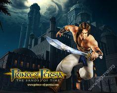 (2) Prince of Persia: The Sands of Time (Hoàng tử Ba Tư: Dòng cát thời gian) - Tai game | Download game Hành động