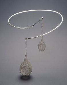 Necklace | Sowon Joo. Sterling silver.