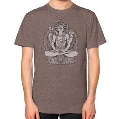 Lord Shiva Unisex T-Shirt (on man)