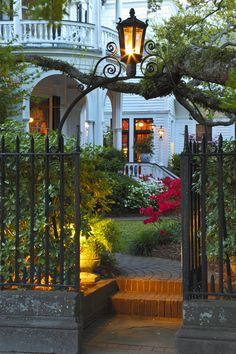 Two Meeting Street Inn - Charleston, SC.  A fabulous B&B, well-cared for historic home & inn keepers who epitomize Southern Charm!      Photo by Doug Hickok