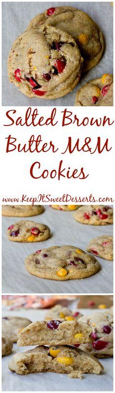 The best M&M Cookies!!!