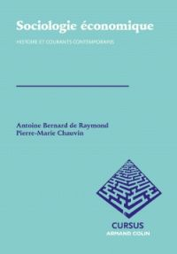 Sociologie économique : histoire et courants contemporains / Antoine Bernard de Raymond et Pierre-Marie Chauvin (2014)