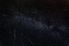 Look up the nights of Aug. 11 and 12 for the peak of this years' Perseid meteor shower.