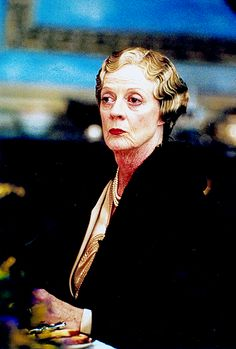 Constance - Gosford Park - 2001 #