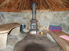 It's like a sauna, but underground!