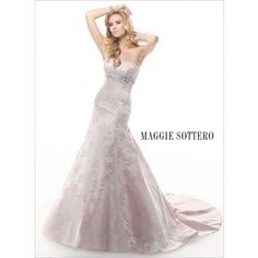 Maggie Sottero Astrid 4MD850 - Buy a Maggie Sottero Wedding Dress from Bridal Closet in Draper, Utah