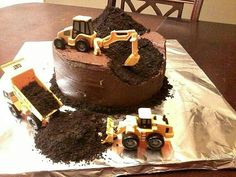 Great cake idea for moving with God