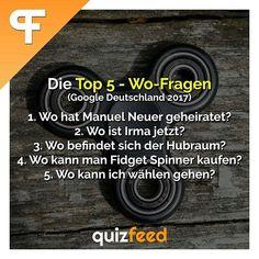 Wissen clever verpackt! . #2017 #jahr2017 #googledeutschland #wo #frage #manuelneuer #irma #hubraum #autos #fidgetspinner #wahl