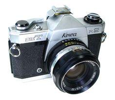 Kowa SET-R2~1970 R50mmF1.8