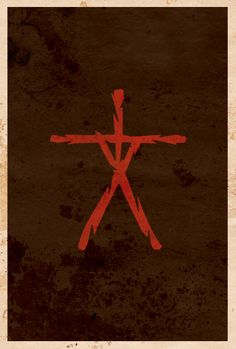 Blair Witch Minimalist Horror Poster