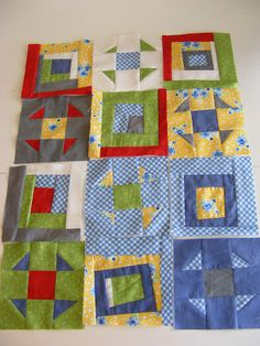 Camp Follower Bags and Quilts: Quilt along #2 - Shoo Fly don't bother me!