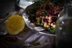 Torkkuja & Nokkosia: persiljasalaatti