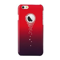X-FITTED Apple iPhone 6s Hard Plastic Back Cover The Angle's Tears Crystal Rhinestone Decoration Bling iPhone Case with Diamond Ultrasonic Embedded Craft and Anti-fingerprint Technics Compatible for Apple iPhone 6/ 6s,(Red) FNS http://www.amazon.in/dp/B0185QNG3S/ref=cm_sw_r_pi_dp_lRpKwb0JD0197