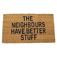 La Finesse Deurmat 40 x 70 cm - The Neighbours Have Better Stuff