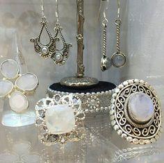 Univers bijoux argent et pierre de lune... Www.bijouxindiens.net