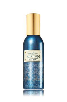 Autumn Night 1.5 oz. Room Perfume - Home Fragrance - Bath & Body Works $5.50