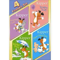 Kipper: 4 Feature Set [2 Discs]