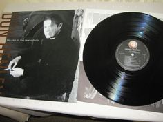 Don Henley - The End Of The Innocence CANADA 1989 Lp nm more mint