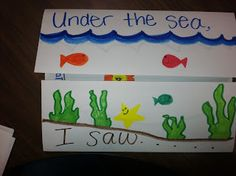 Bright Ideas: Speech-Language Therapy-Under the Sea Articulation Fish Tank Craft. Pinned by SOS Inc. Resources.  Follow all our boards at http://pinterest.com/sostherapy  for therapy resources.