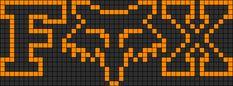 Alpha friendship bracelet pattern added by Kyndlm. Loom Bracelet Patterns, Bead Loom Bracelets, Bead Loom Patterns, Friendship Bracelet Patterns, Friendship Bracelets, Crochet Patterns, Beaded Flowers Patterns, Native Beading Patterns, Fox Racing Baby