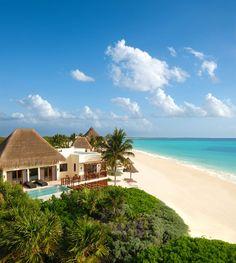 Paraíso Tropical en la Riviera Maya Resort en México