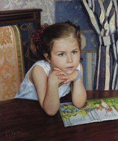 Por Amor al Arte: Increíbles pinturas hiperrealistas con acuarelas de Eric Christensen.