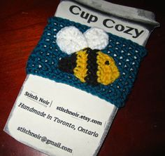) Keep fingers from getting burned and saves on waste! Little Cup, Busy Bee, Folded Up, Shawls And Wraps, Drinking Tea, Stocking Stuffers, Drink Sleeves, Fingers, Cool Stuff