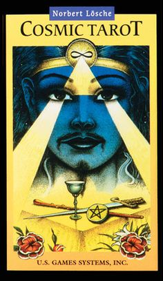 Cosmic Tarot is a wonderful deck. i use mine all the time