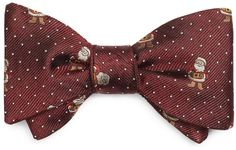 Navy Blue Summer Bow Tie in Pure Silk   Great Spring Tie ...