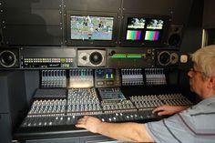 Full HD OB Van (OB2) of Liga TV