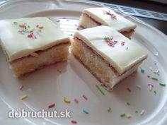 Fotorecept:+Nepečené+kokosové+rezy No Bake Cake, Vanilla Cake, Ale, Cheesecake, Pudding, Baking, Recipes, Ale Beer, Cheesecakes
