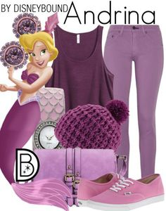Mermaid outfit by Disney Bound