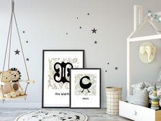 African Symbols, Adinkra Symbols, Little King, Art Wall Kids, Build Your Own, Colour Schemes, Printable Wall Art, Nursery, Wall Decor