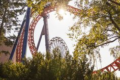 Kirnu ja Rinkeli - Linnanmäki #finland #helsinki #linnanmaki #summer #kesa #visitfinland #huvipuisto #amusementpark #nojespark #puisto #park #rinkeli #kirnu