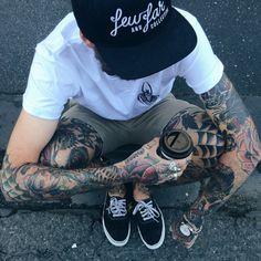 Tattoos & Boys Photo is part of Boy tattoos - Tattoos are art S Tattoo, Knee Tattoo, Boy Tattoos, Tattoo Blog, Life Tattoos, Hand Tattoos, Sleeve Tattoos, Tattoos For Guys, Tattoos For Women