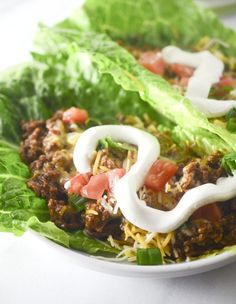 Weight Watchers SmartPoints=8: Low Carb Enchilada Lettuce Wraps – Recipe Diaries