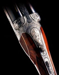 One of the finer things in life. Westley Richards.