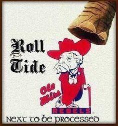 Roll Tide!!!