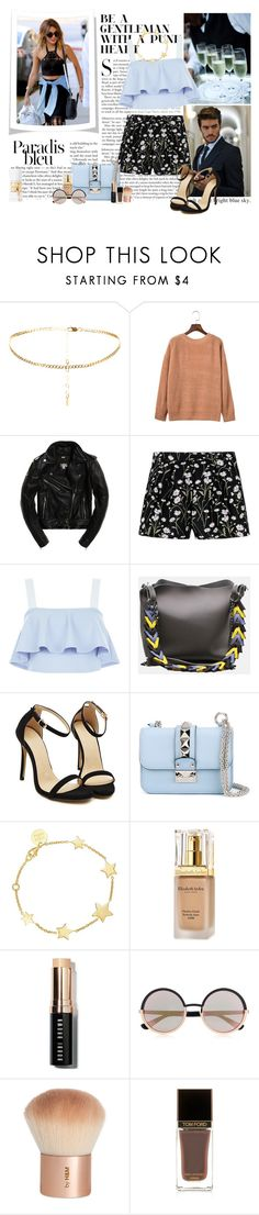 """""""""""And to all the girls who are watching this, never doubt that you are valuable and powerful and deserving of every chance and opportunity in the world to pursue and achieve your own dreams."""""""" by barbimessina ❤ liked on Polyvore featuring Superdry, Kershaw, Giambattista Valli, New Look, Valentino, SOPHIE by SOPHIE, Elizabeth Arden, Bobbi Brown Cosmetics, Marc by Marc Jacobs and H&M"""